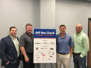 ASI CONWAY - chamber off the clock event